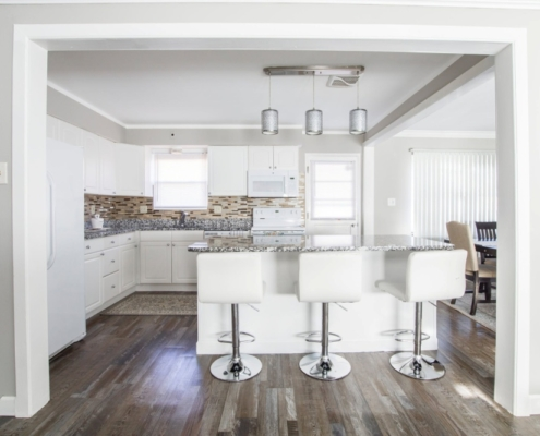 Interior painting contractor, kitchen painting, painting company Beaverton