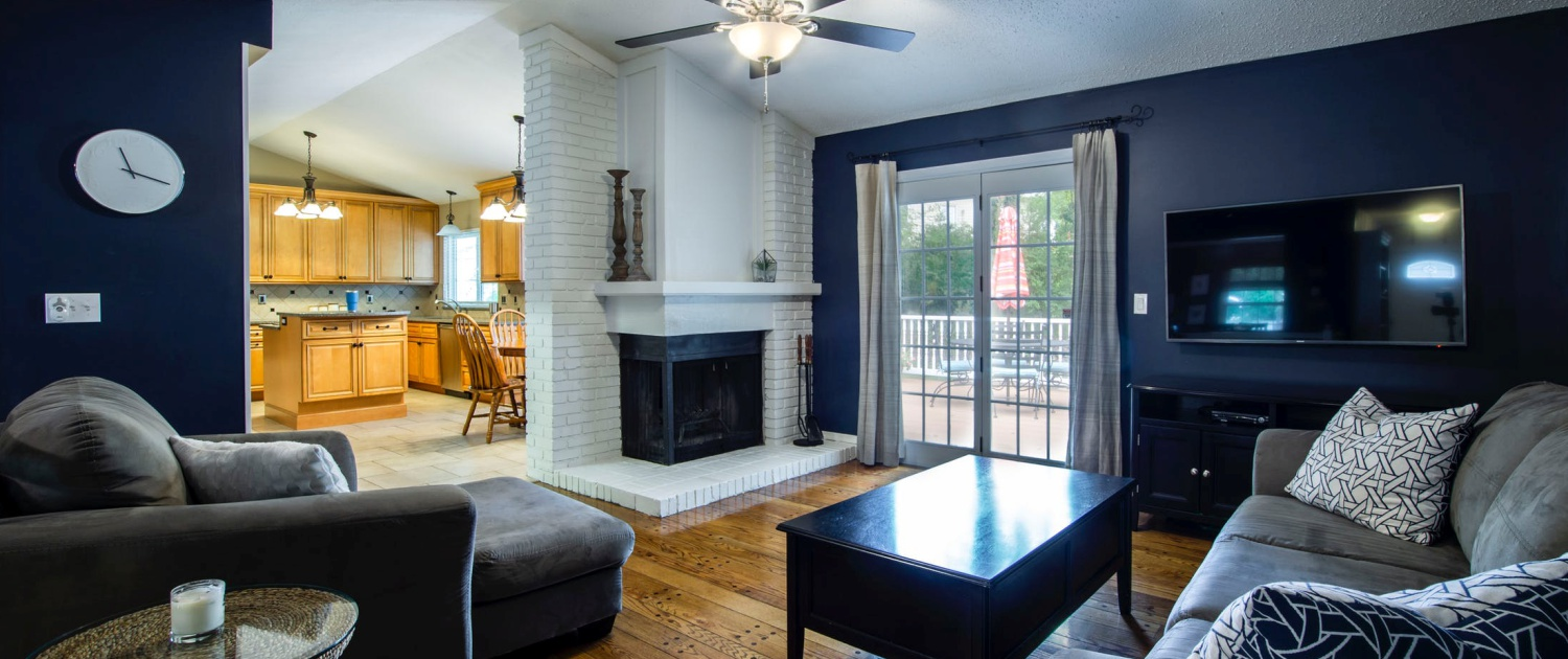 Residential and commercial Interior Painting Portland